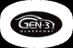 Gen-3 glasscoat logo