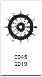 Wheelmark 0045 2019 logo